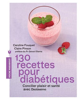 Marabout 130 Recettes Pour Diabétiques