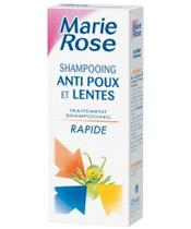 Marie Rose Shampoing anti-poux et lentes