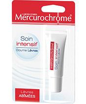 Mercurochrome Baume Lèvres Soin Intensif