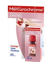 Mercurochrome Pansement Liquide Aphtes