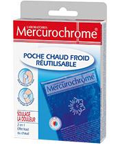 Mercurochrome Poche Chaud Froid Réutilisable