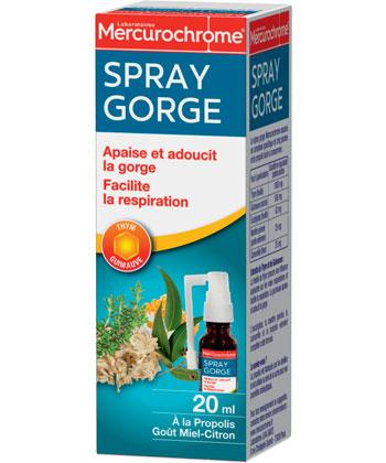 Mercurochrome Spray Gorge