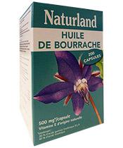 Naturland Huile de Bourrache