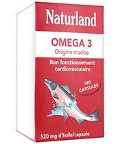 Naturland Omega 3