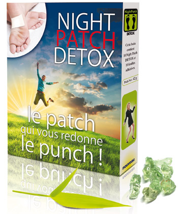 NutriExpert Night Patch Detox