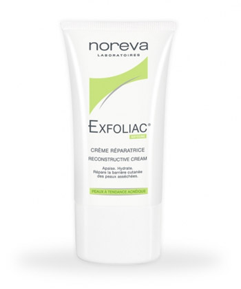 Noreva Exfoliac Crème Réparatrice