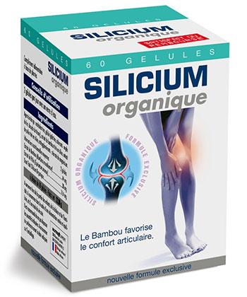 NutriExpert Silicium Organique