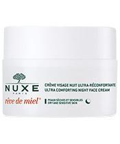 Nuxe Rêve de miel Crème Visage Nuit Ultra-Réconfortante