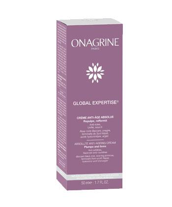 Onagrine Global Expertise - Crème Anti-âge Absolue