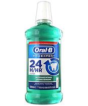 Oral B Bain de Bouche Nettoyage Intense