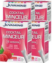 Juvamine Cocktail minceur 6 actions