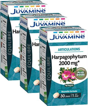 Juvamine Harpagophytum 2000mg