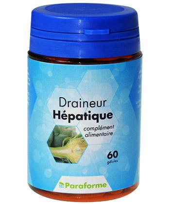 Paraforme Draineur Hépatique