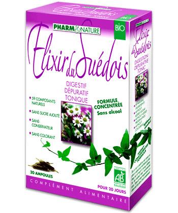 Pharm & Nature Elixir du Suédois