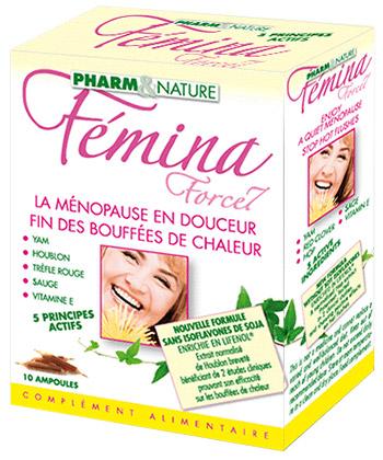Pharm & Nature Fémina Force 7