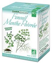 Pharm & Nature Fenouil Menthe poivrée