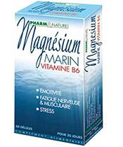 Pharm & Nature Magnésium Marin