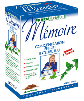Pharm & Nature Mémoire