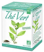 Pharm & Nature Thé Vert