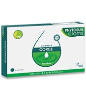 Phytosun Aroms Gommes gorge