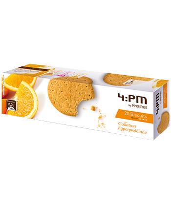 Protifast 4:pm Biscuits Saveur Orange
