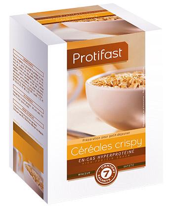 Protifast Céréales Crispy