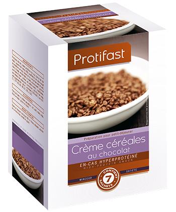 Protifast Crème Céréales Chocolat