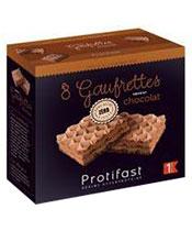 Protifast Gaufrettes Chocolat