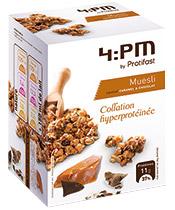 Protifast 4:pm Muesli Caramel & Chocolat