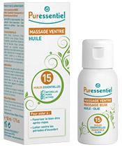 Puressentiel Huile Massage Ventre