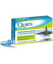 Quies Protection Auditive Spécial Avion