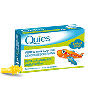 Quies Protections Auditives Spécial Avion