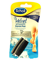 Scholl Velvet Smooth Recharge