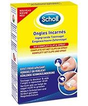 Scholl Ongles incarnés