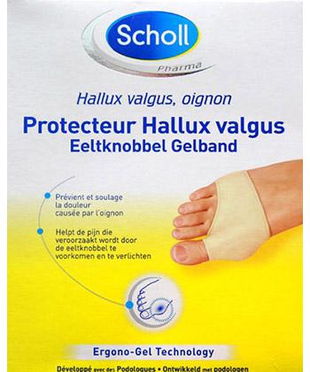 Scholl Protecteur Hallux valgus