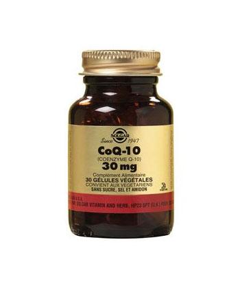 Solgar CoQ 10 (coenzyme Q-10)