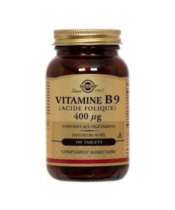 Solgar Vitamine B9