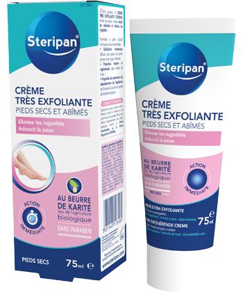 Steripan Crème Très Exfolliante