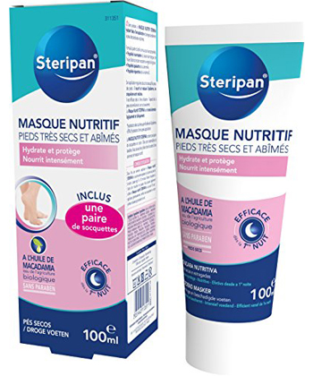 Steripan Masque nutritif