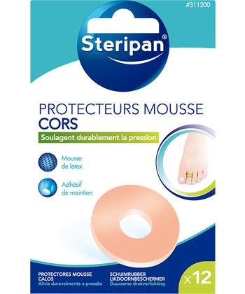 Steripan Protecteurs Mousse Cors