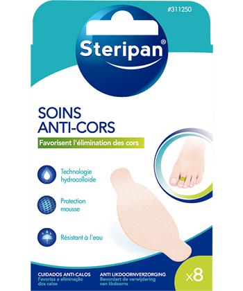 Steripan Soin Anti-cors Hydrocolloïde