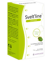 Vitamin System Svelt'line Capteur